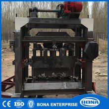 Innovative construction equipment qtj4-35b2 semi-automatic brick making machinery