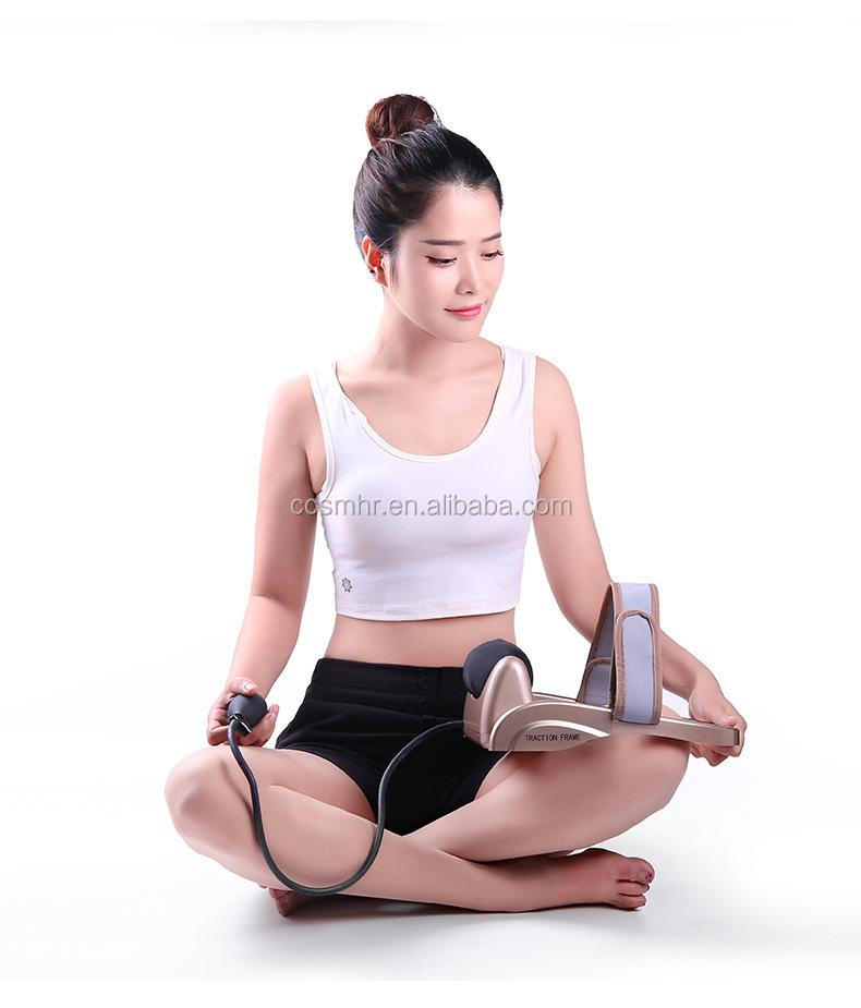 Cervical Neck Traction for Headache Head Back Shoulder Pain Therapy