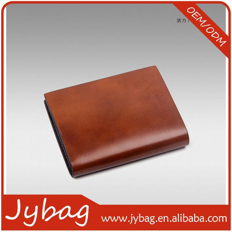 China good supplier hot-sale simple pu leather wallets