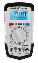 AC/DC multimeter Digital Multimeter