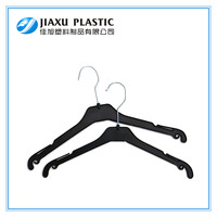wholesale silm plastic hanger,customized,plastic racks,garment and closet Plastic hanger with cheap factory price D-39