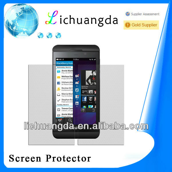 tempered glass screen protector for blackberry z10,tempered glass screen protector for mobile phone