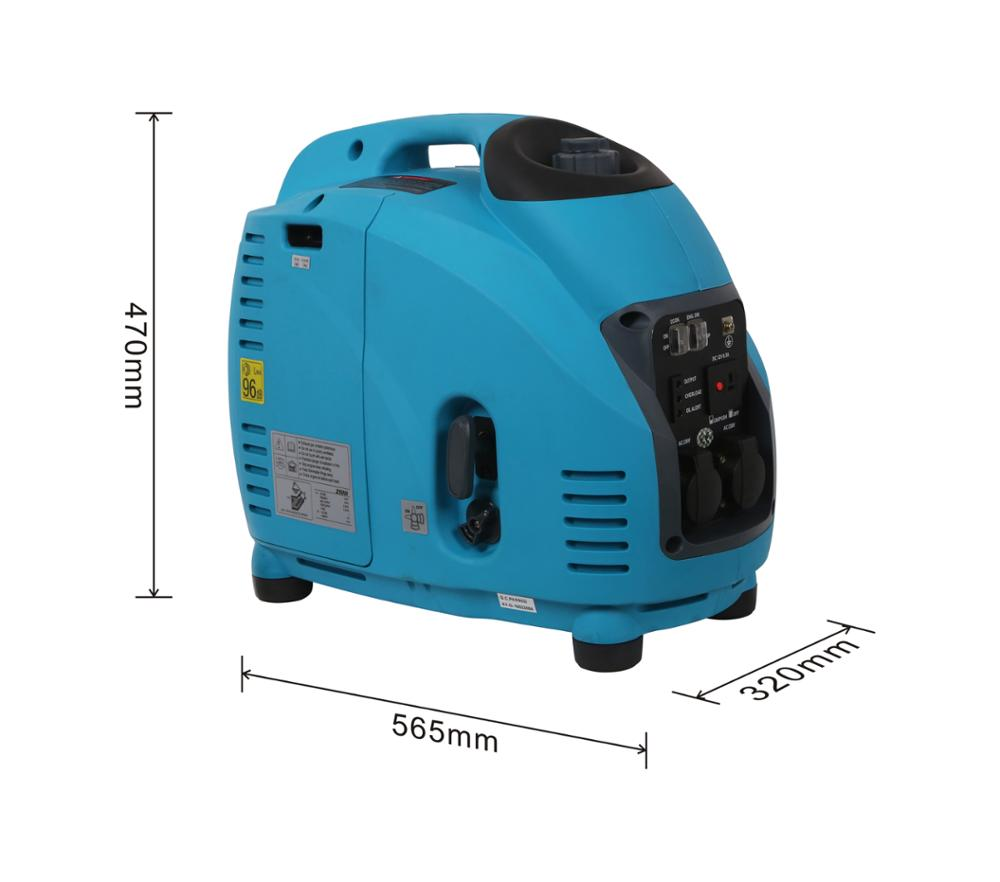 Hot sale!2.2kva 4-Stroke CE.EPA.PSE approved super power lift portable gasoline single phase generator electric