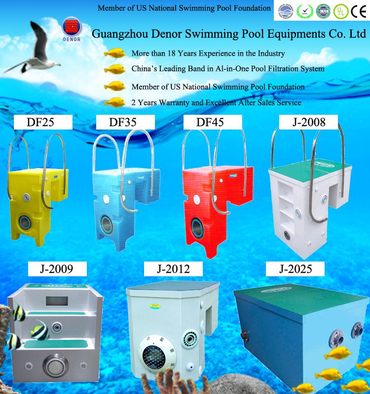 Hot Sales Underground Pool Filtration/Underground Pool Filtration for Swimming Pool