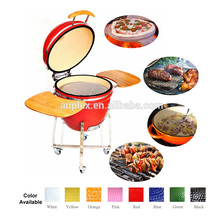 Fujian Auplex Industrial Smokeless Barbecue Smoker Charcoal Grill