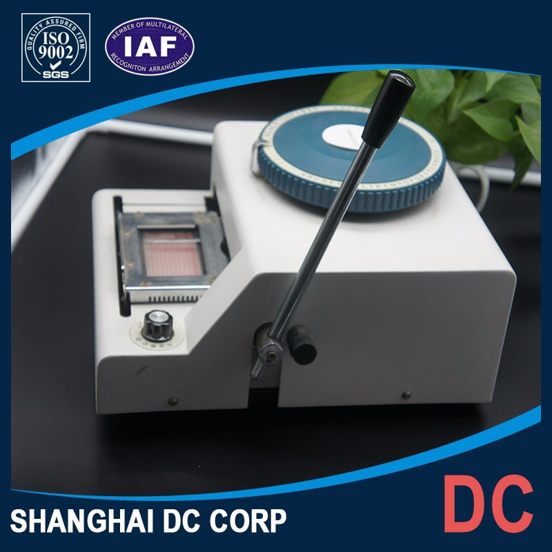 Factory Price Custom High Quality High-Grade Manual Card Embosser