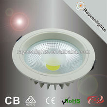 CE Rohs 30W 8 inch led retrofit recessed downlight