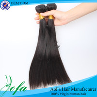 High grade raw human wholesale virgin brazilian 8a virgin unprocessed hair