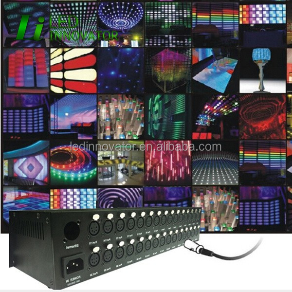 Artnet Ws2812 Controller  View Ws2812 Led Controller  Led