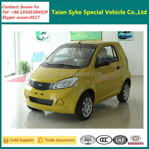 2 Seater Electric Car/Small Electric Cars Sale with EEC Certificate