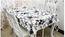 PEVA decorative handicraft dining table cover