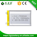 Factory Price OEM High Capacity 3.7v 4450mah Li-polymer Rechargeable Battery