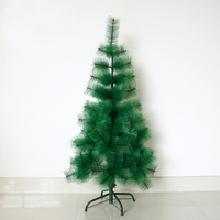 Metal Underframe Christmas Tree Decoration