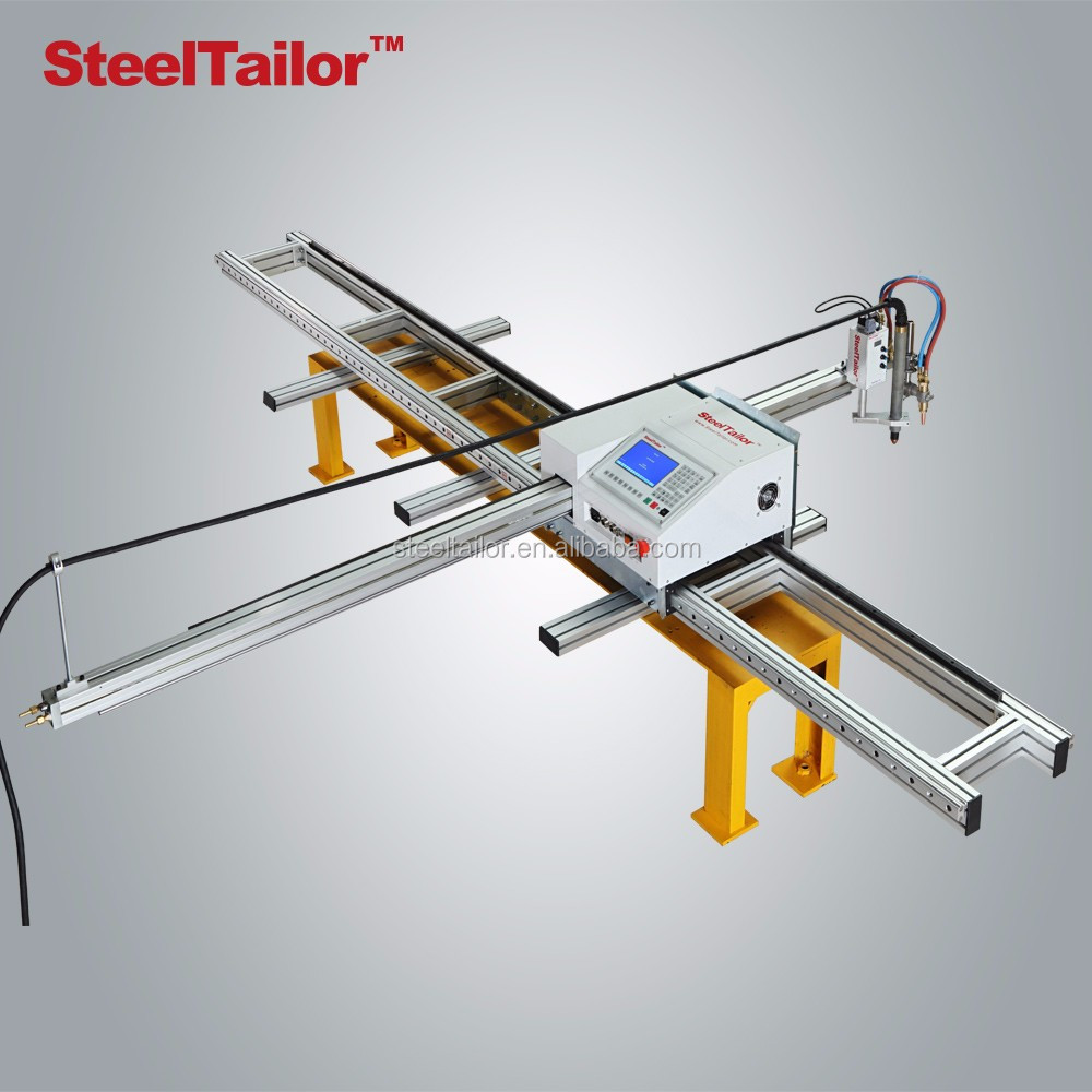 SteelTailor Valiant 2 Portable CNC Plasma/Gas Cutting Machine