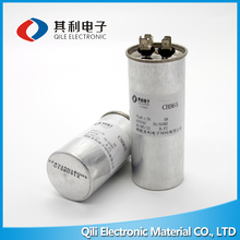 Cbb65 Air Conditioner Capacitor 250VAC Polypropylene Film Capacitor