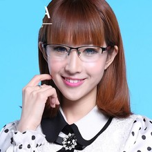 Cheap Wholesale China Glasses Vogue Innovative Steel Plate Optical Eyewear of4002