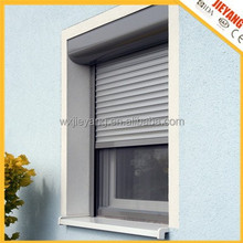 aluminium window rolling up shutter windows and door