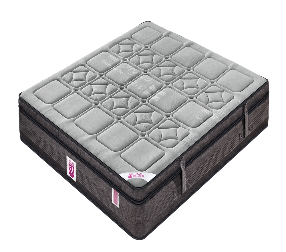 3D Knitting fabric bedroom furniture cheap queen size king memory foam mattress at 18 cm height - Jozy Mattress | Jozy.net