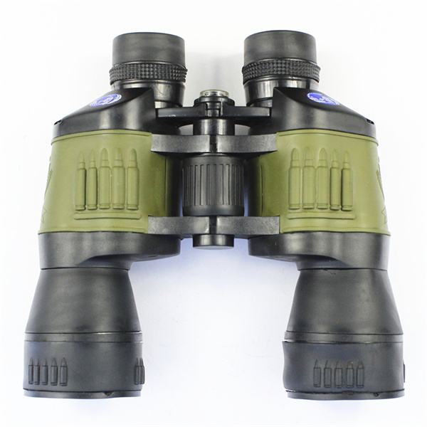 10x50 Powerful Large High Magnification binocular Telescopes for hot sale.