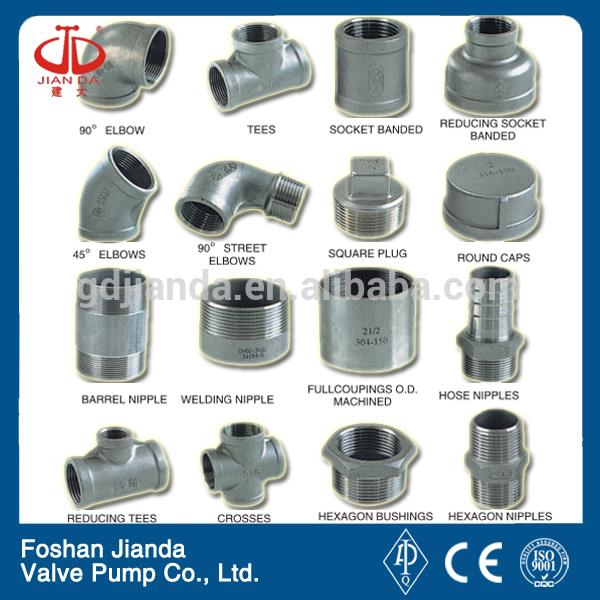 pipe fitting dismantling joint