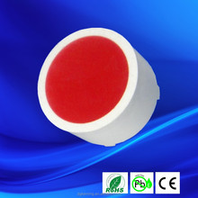 C18 single color round bar led display round led light bar red