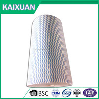 high quality and soft spunlace nonwoven fabric roll in cheap price