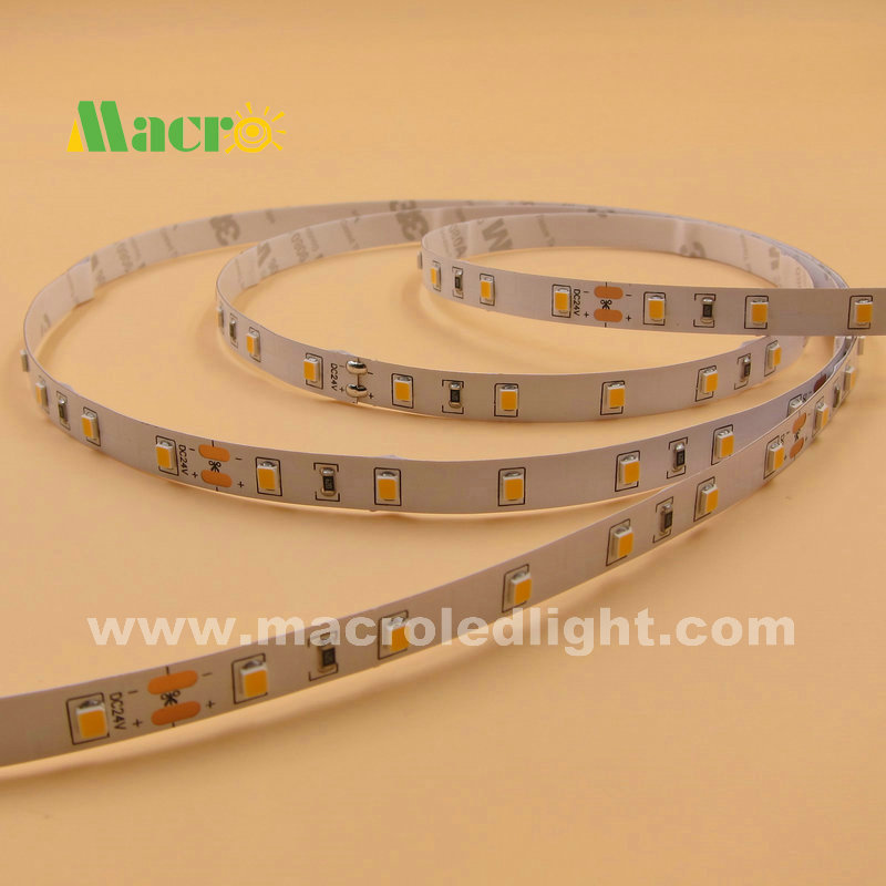 ETL TUV CE RoHS Listed High CRI 2835 led strip with Ra > 95