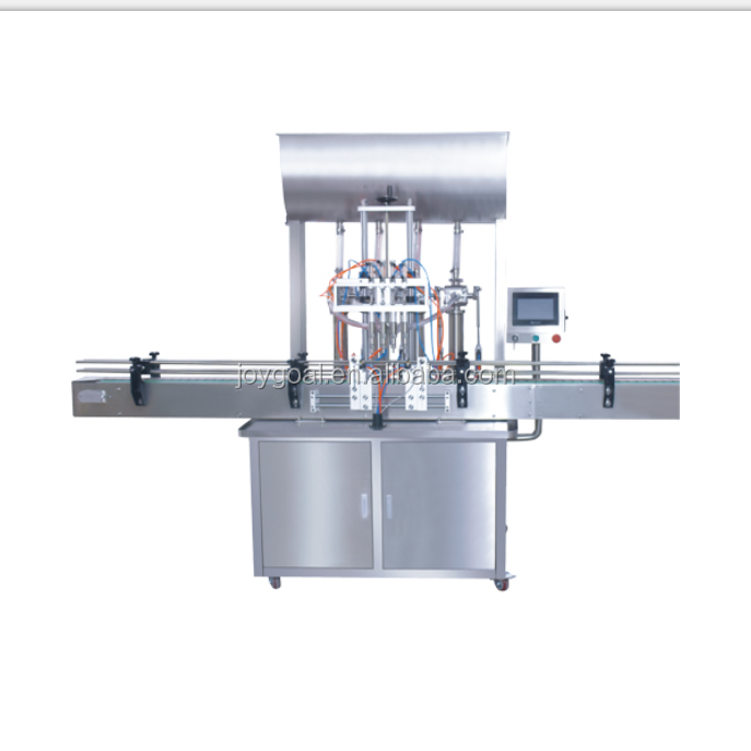 Factory directly sale full-automatic chili sauce bottle filling machine
