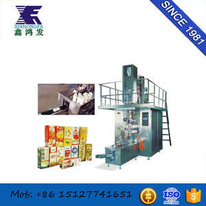 125ml juice box filling packing machine automatic fruit mix drink packing machine