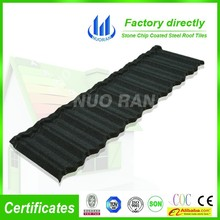 building material for house gi roof sheets/stone coated metal versatile roof/1340*420mm tile span roofing