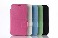Alibaba china leather flip case for asus zenfone 2 case