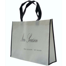 Eco-friendly cheap promotional shopping give away spunbond pp non woven bag