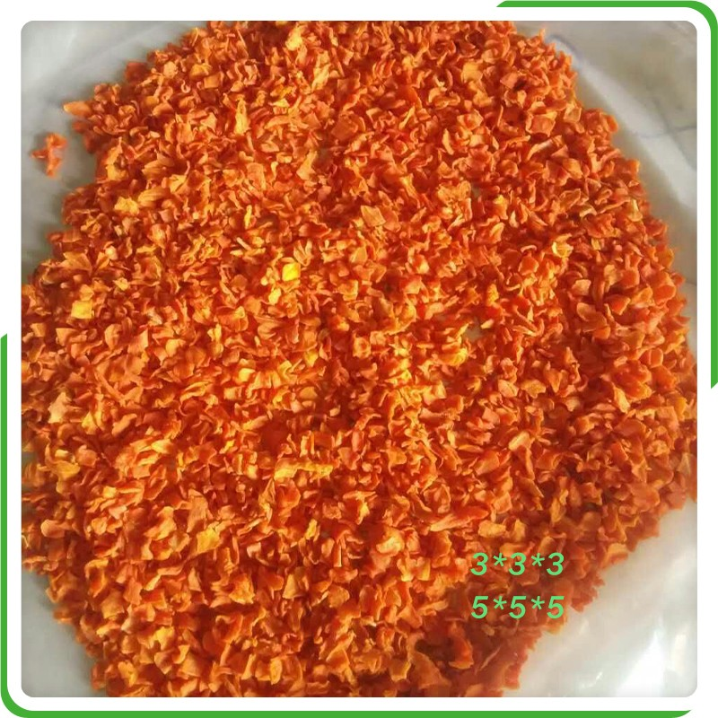 100% Natural Instant AD Dehydrated Carrot Flake