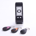 Long range Remote key finder to find 3 receivers