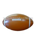 customized helium balloon inflatable rugby ball F2033