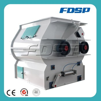 Nice performance suitable mixer machine for animal feed pig feed mixer