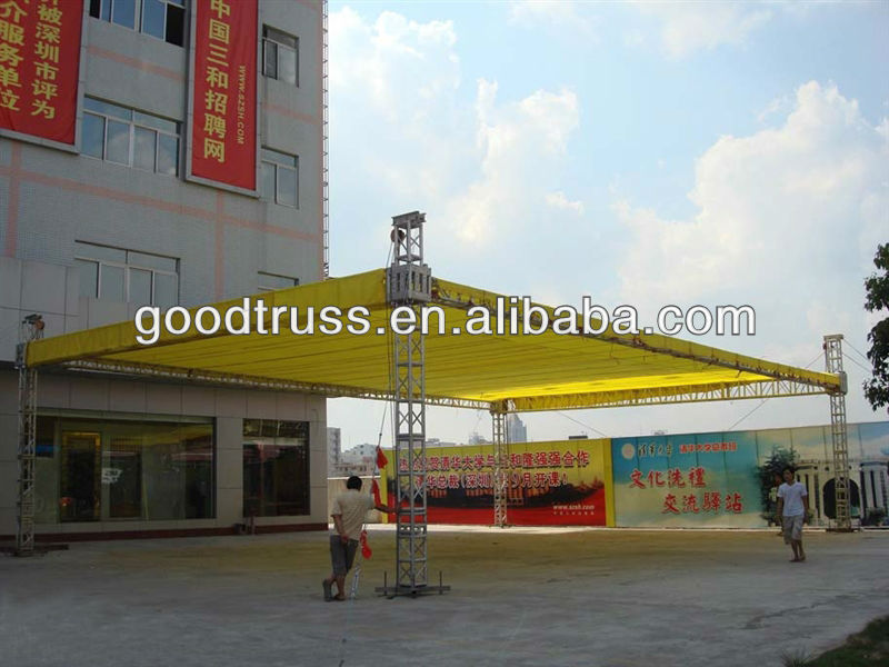 outdoor stage truss canopy for sale