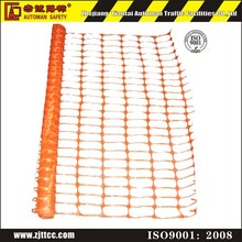 plastic mesh safety portable fencing barrier