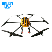 WELKIN1706 Factory Supply Autonomous Flying Powerful Spraying Drone