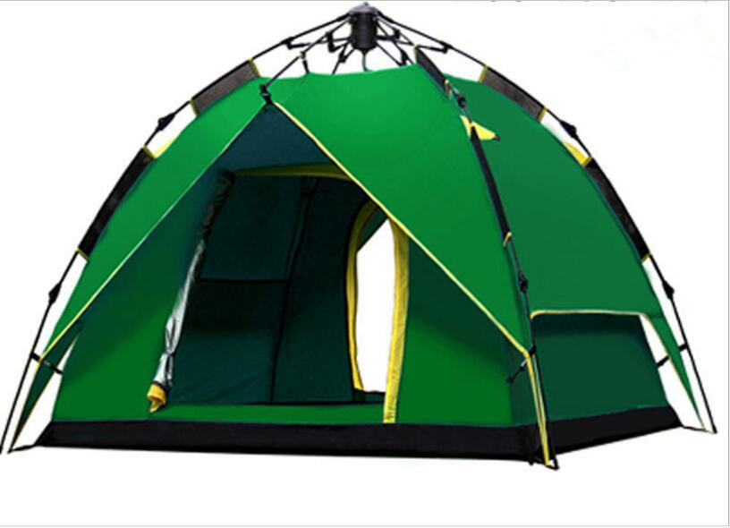 Outdoor Portable Comforable Waterproof Double Layer Lover Travel Tent Camping Tent