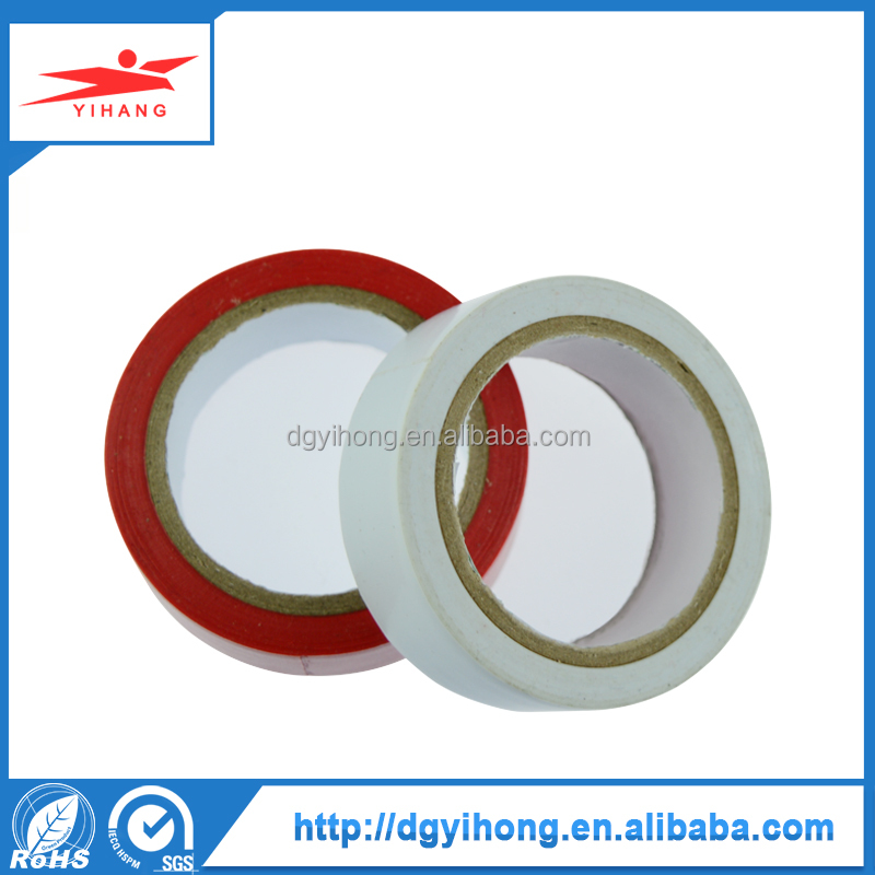Wholesale China Made Duct Work Insulation 3M PVC Waterproof Colored Electrical Tape