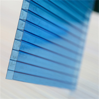 roof polycarbonate panels solid hollow pc corrugated sheet greenhouse carport plastic lexan material