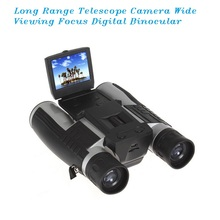 China Suppliers Outdoor Hunting Binocular With Night Vision Telescope Camera