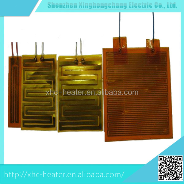 electric heating film for hand dryer heater