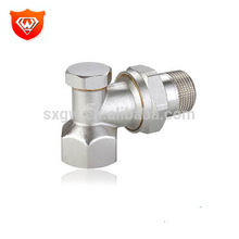 brass thermostatic radiator valve Water lock valve