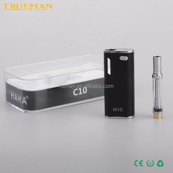 Alibaba Supplier Cool Design Cbd Hemp Oil Cartridges Vape Pen E Cig Vape Mod with Preheating Function