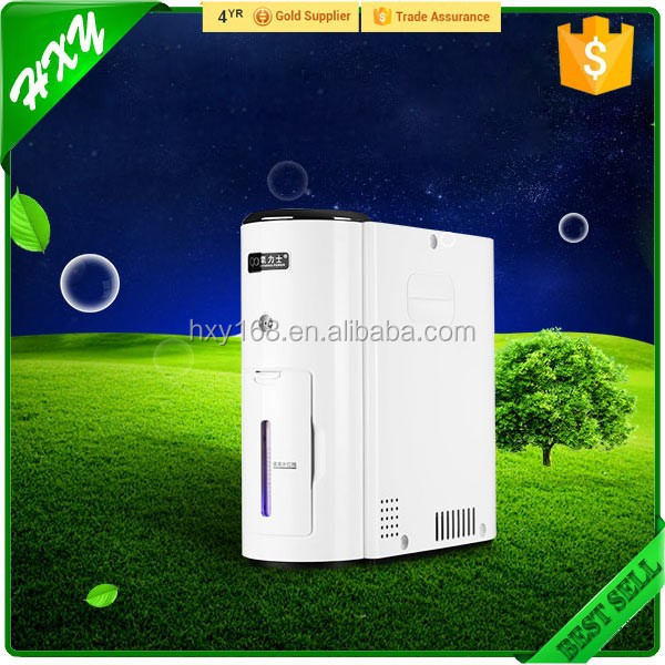 9L large flow electric portable oxygen concentrartor generator