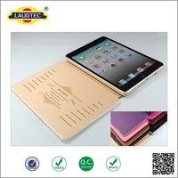 Ultra Thin Genuine Real Leather Case Unbreakable Protective Case For iPad