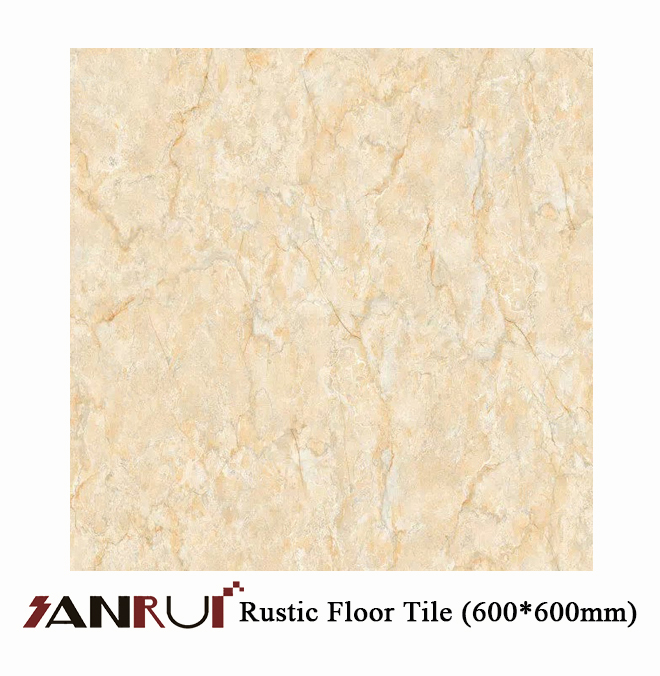 600*600mm Made in China tiles price square meter matt surface rustic tile price
