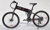 ELECYCLE folding 26 inc electric bike bicycle e-bike mountain bike foldable bicycle